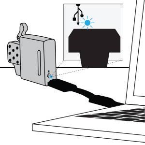 Recharging the zippo arc insert