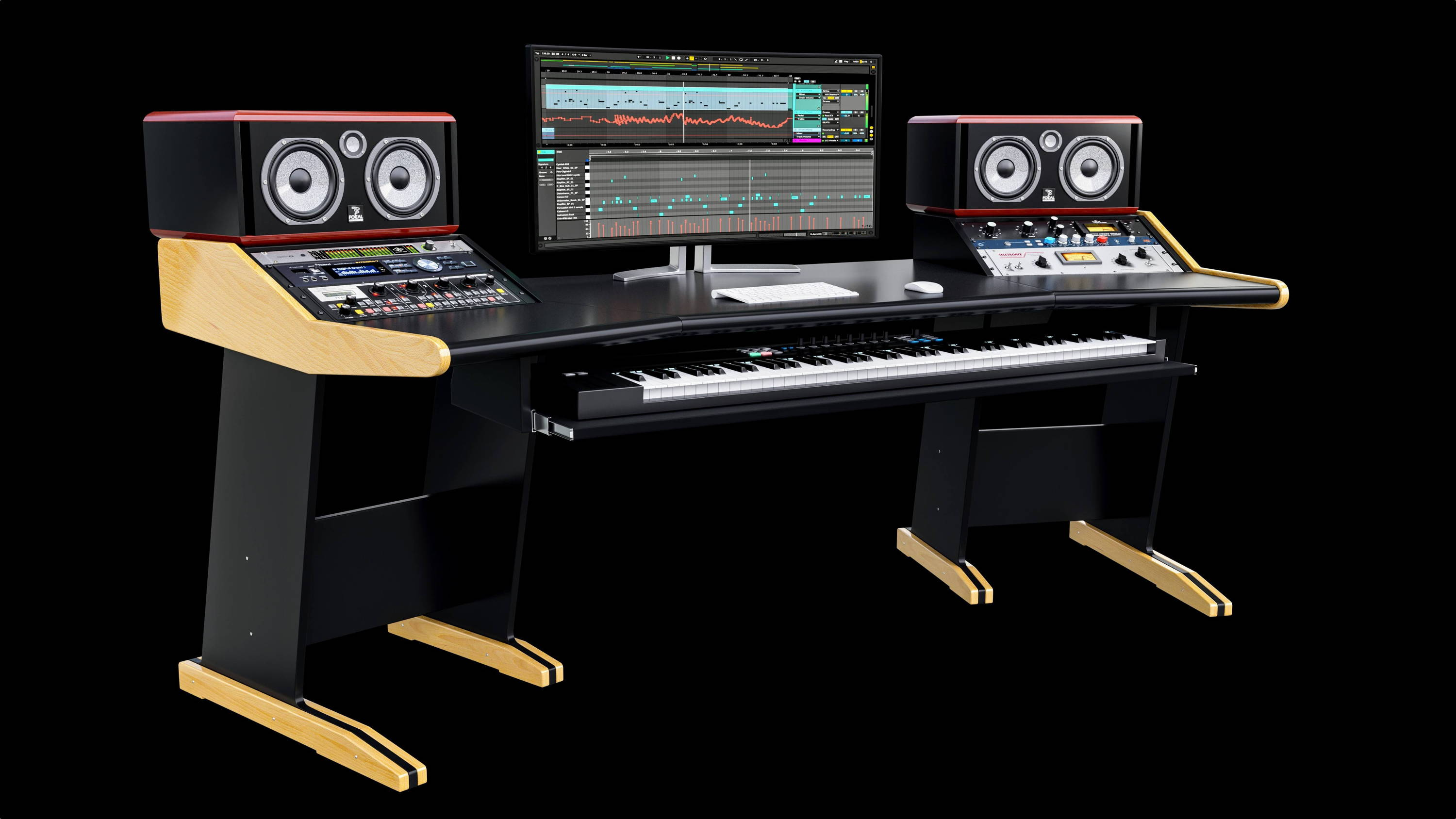 Buso Audio Buso Audio Handcrafted Studio Furniture