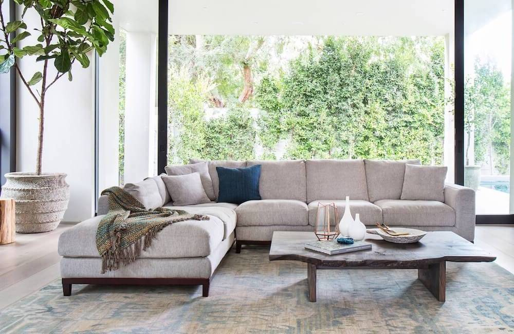 Types of Couches - Sectional