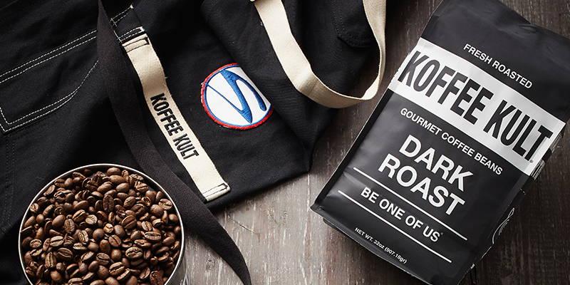 Koffee Kult's best selling coffees