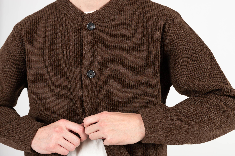 andersen-andersen natural brown skipper jacket