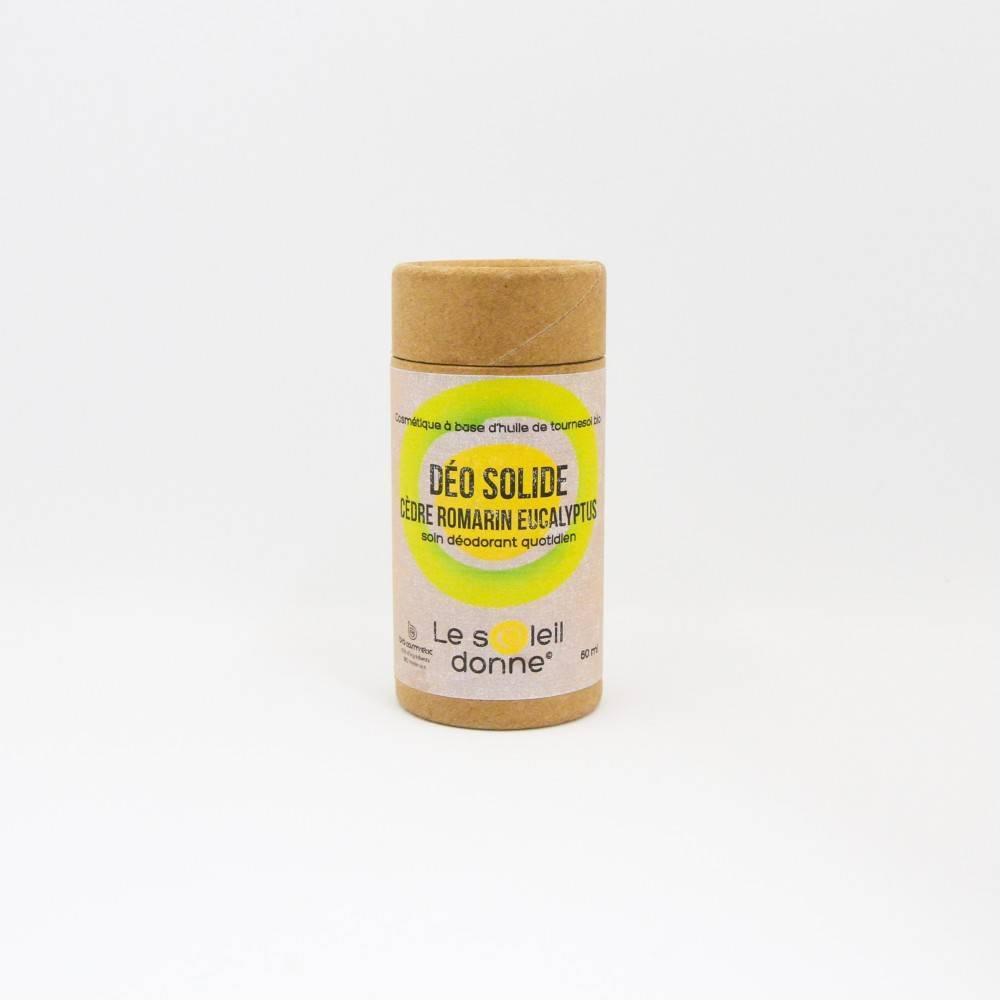 deodorant solide naturel