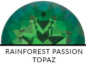 Rainforest Passion Topaz
