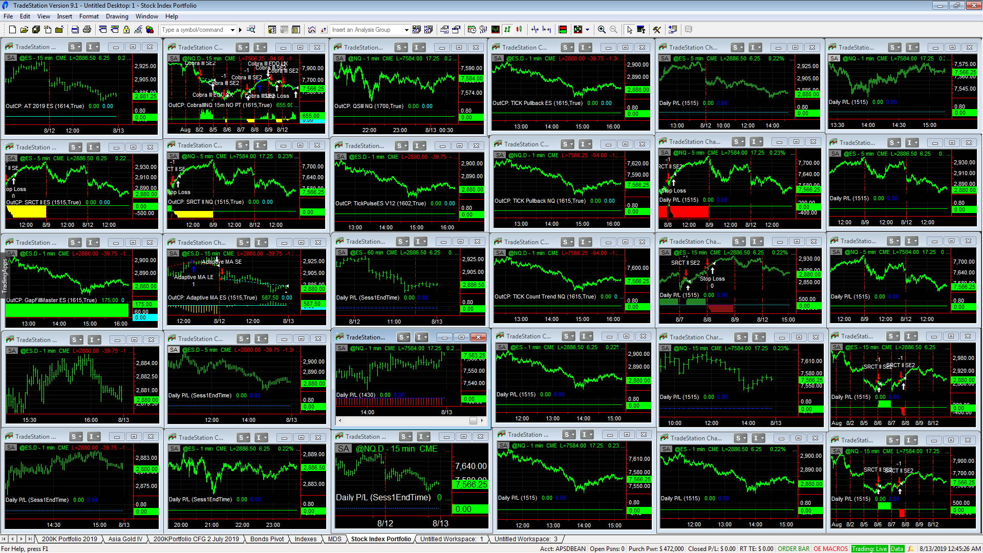 Capstone Trading Systems | Automated Trading Systems for Futures