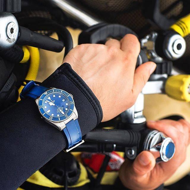 Tudor Dive Watch