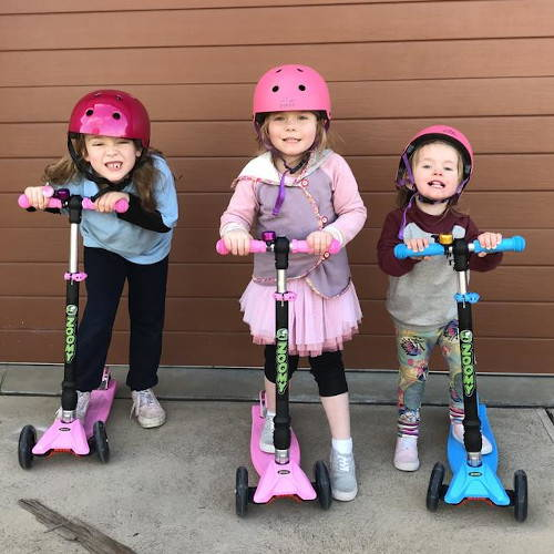 Which scooter is best for a 4-year-old