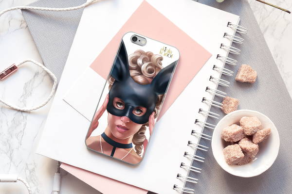 Kinky Karrot Phone Cases