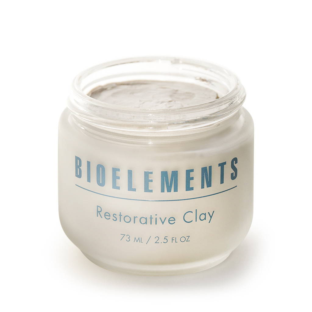 Bioelements Restorative Clay Facial Mask