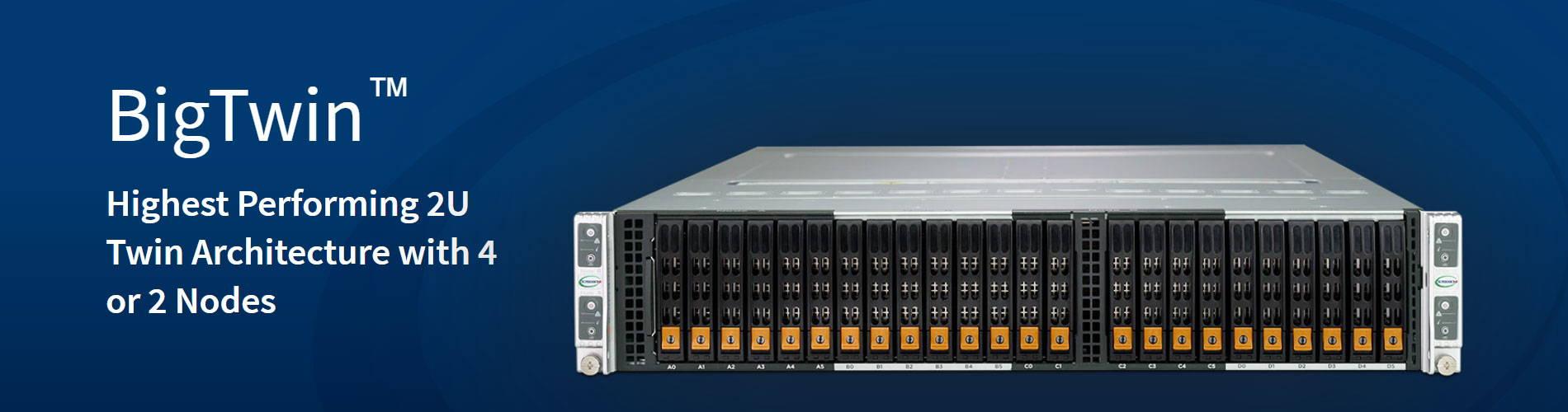 BigTwin Servers