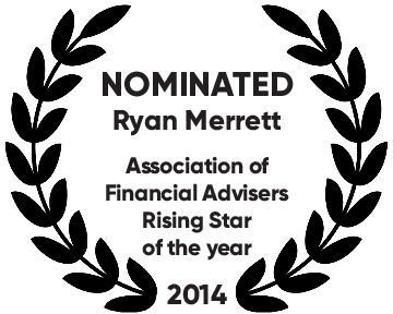 Ryan Merrett, AFA Rising Star of the Year