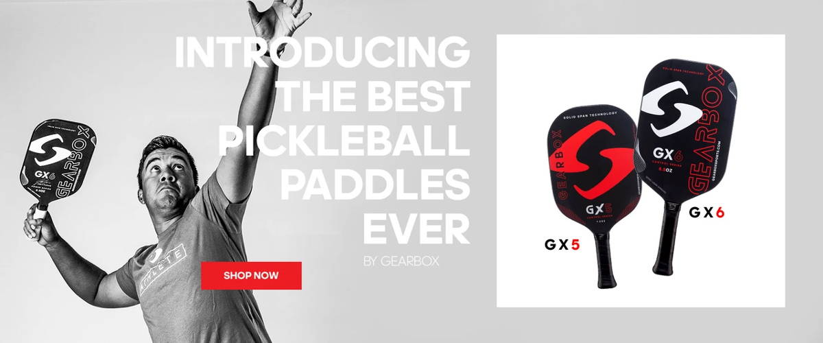 Gearbox Pickleball Banner