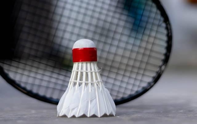 Shuttlecock With Racket