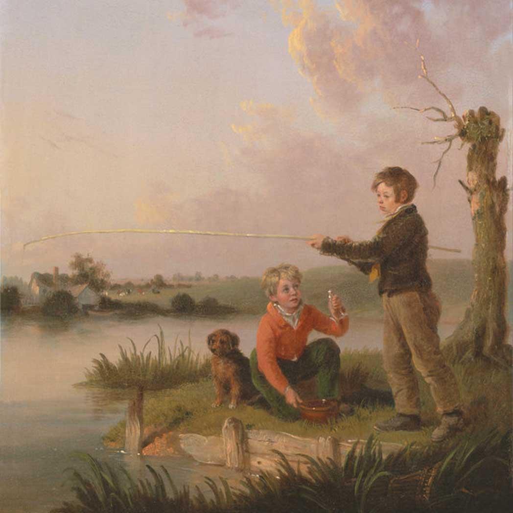 Edmund Bristow Art