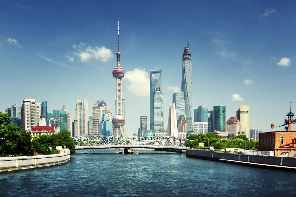 Travelbay China Private Tours -  Shanghai Skyline