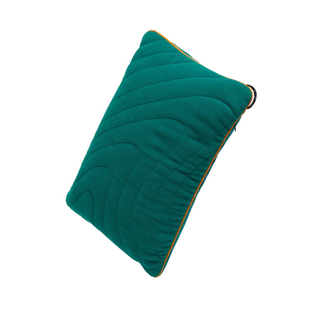 Zephyr Green Stuffable Camping Pillow