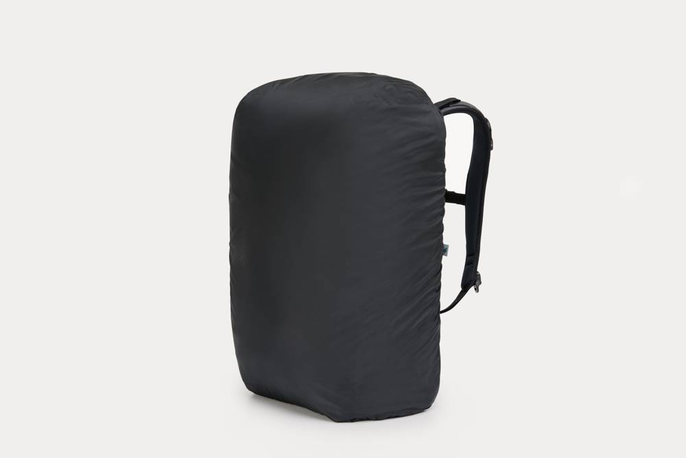 Minaal Carry-on 2.0 - The best backpack for carry-on travel - includes a rain cover.