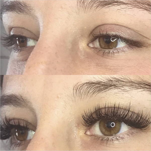 eyelashes service, full set lashes, volumation lashes, re-lashes, lash tinting
