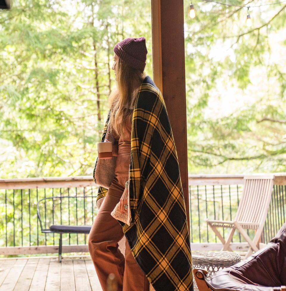 Flannel Sherpa Blanket | Rumpl