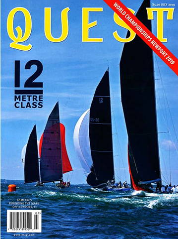 Quest July 2019 cover page 1