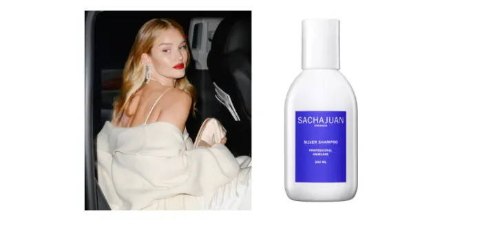 Rosie Huntington-Whiteley Shampoo