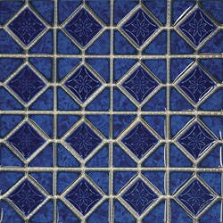 aquatica mini akron series porcelain pool tile for swimming pools
