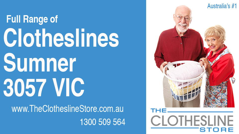 New Clotheslines in Sumner Victoria 3057