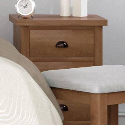 Pershore Oak Bedroom Collection