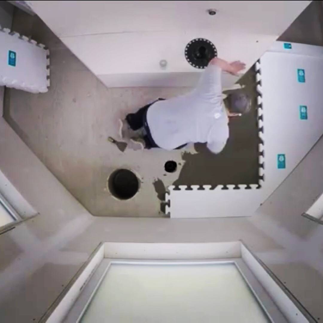 White Matter® Shower Bases Installation