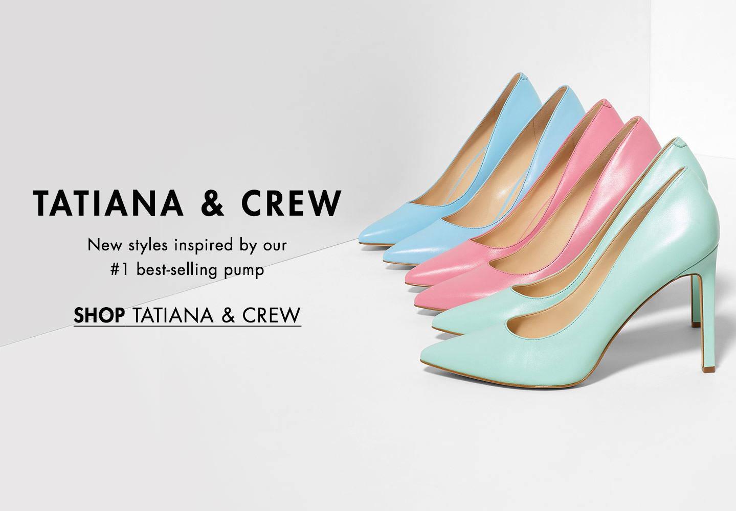 Tatiana & Crew