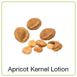 apricot kernel lotion