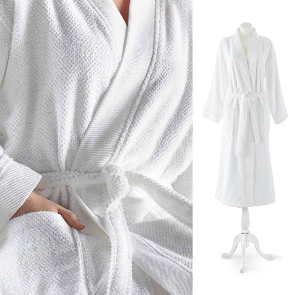 Peacock Alley Jubilee Bath Robes for Mothers Day