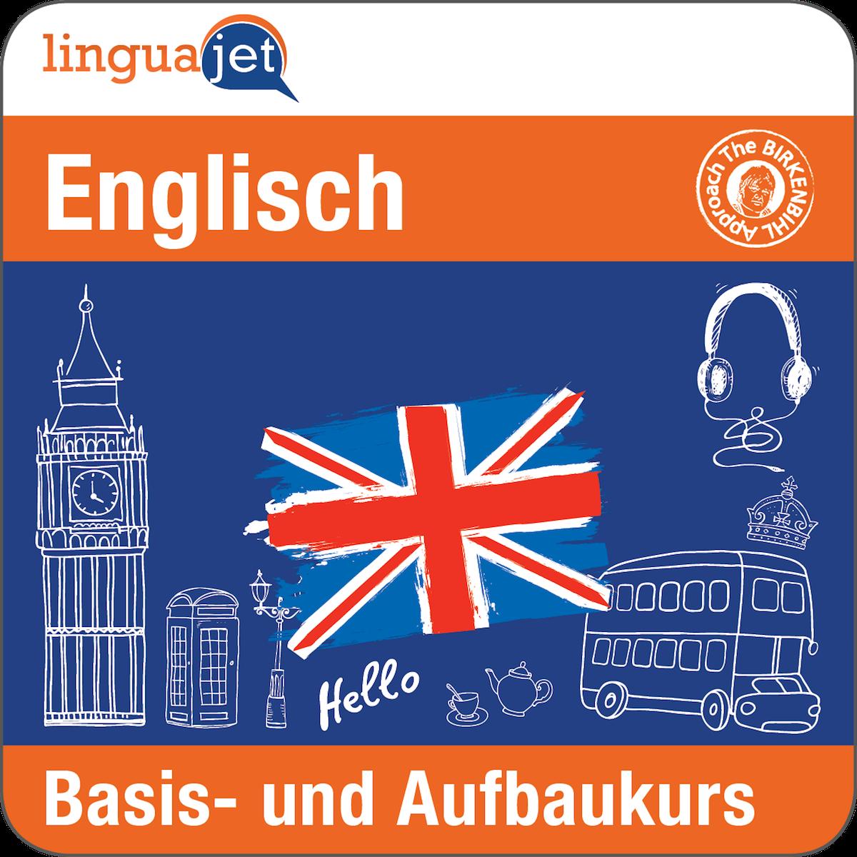 Mit der Kombi Basis und Aufbau beim Englischkurs online sparen