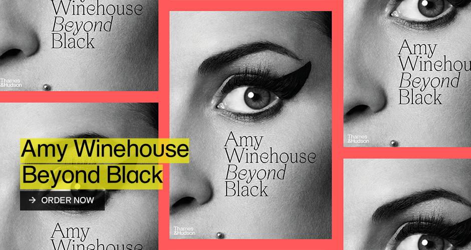 Amy Wineshouse: Beyond Black Book