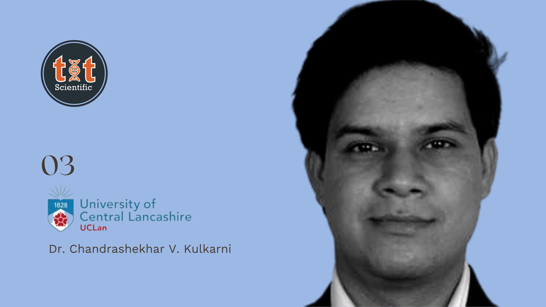 Beyond Liposomes: Hierarchically Organized Formulations by Dr. Chandrashekhar V. Kulkarni at University of Central Lancashire