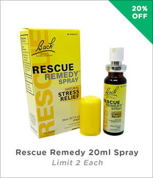 Rescue Remedy 20ml Spray