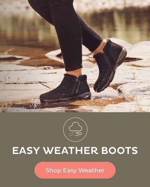 Easy Weather Boots