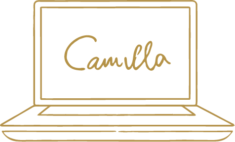 CAMILLA Laptop Icon