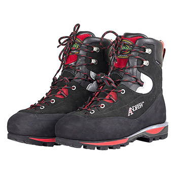 image of Arbpro Andrew Cervino Wood S3 Chainsaw Boots