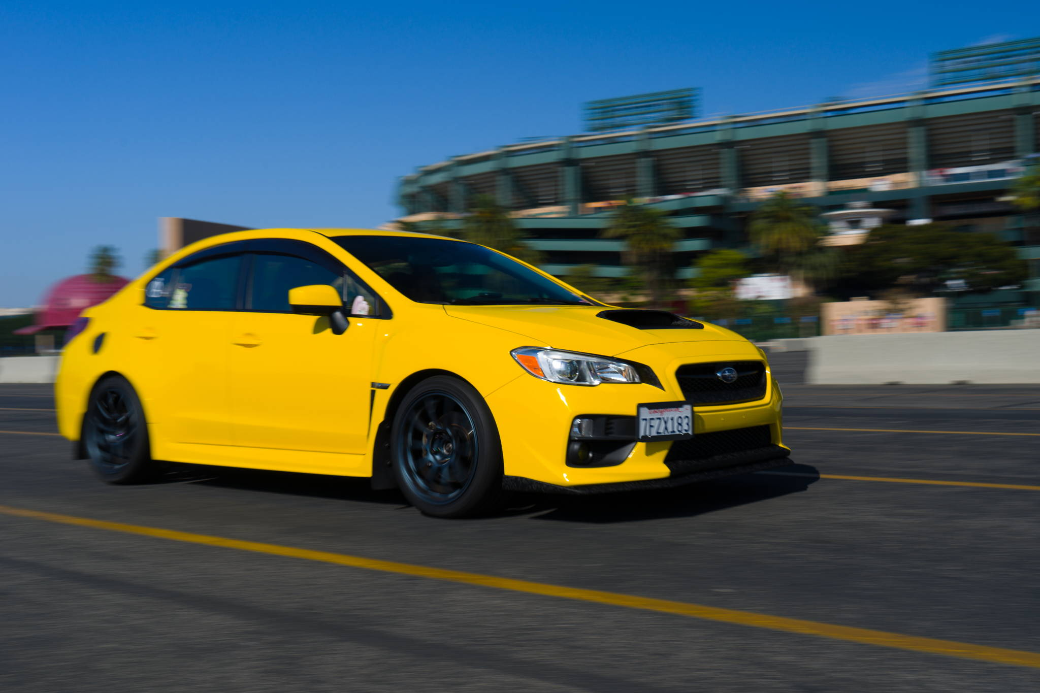 Subaru WRX Coilovers for Street and Track - Daily Driver Coilovers