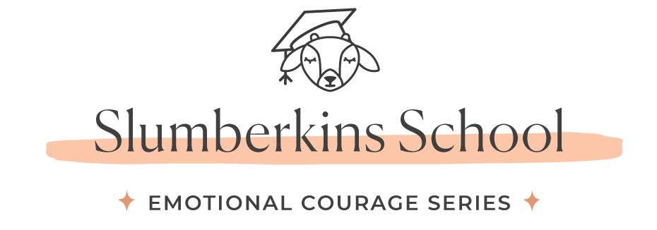 Slumberkins School Emotional Courage Collection