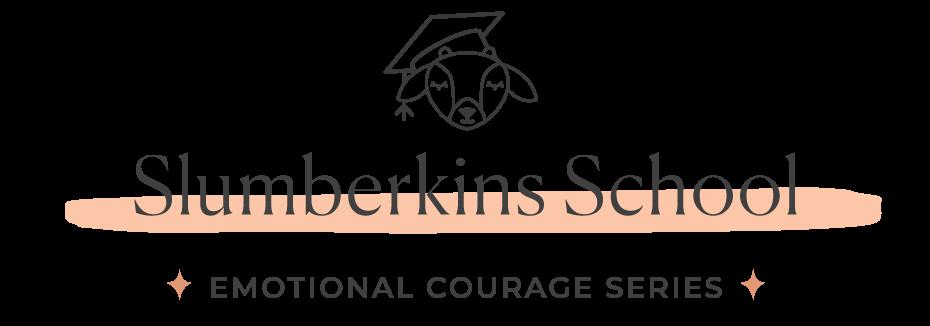 Slumberkins School Emotional Courage Collection