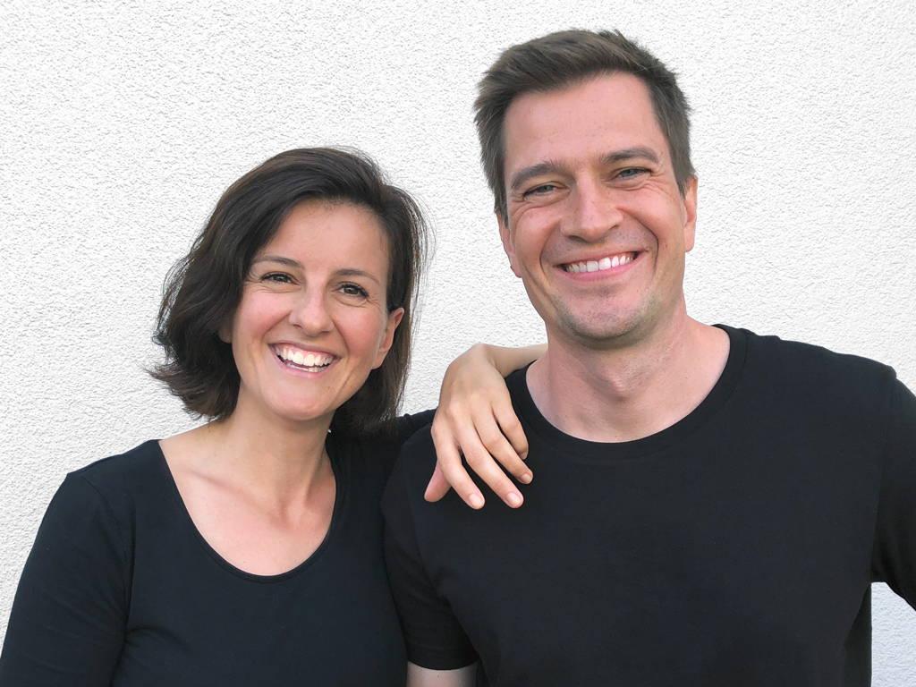 Anna und Felix, die Gründer – Five Skincare