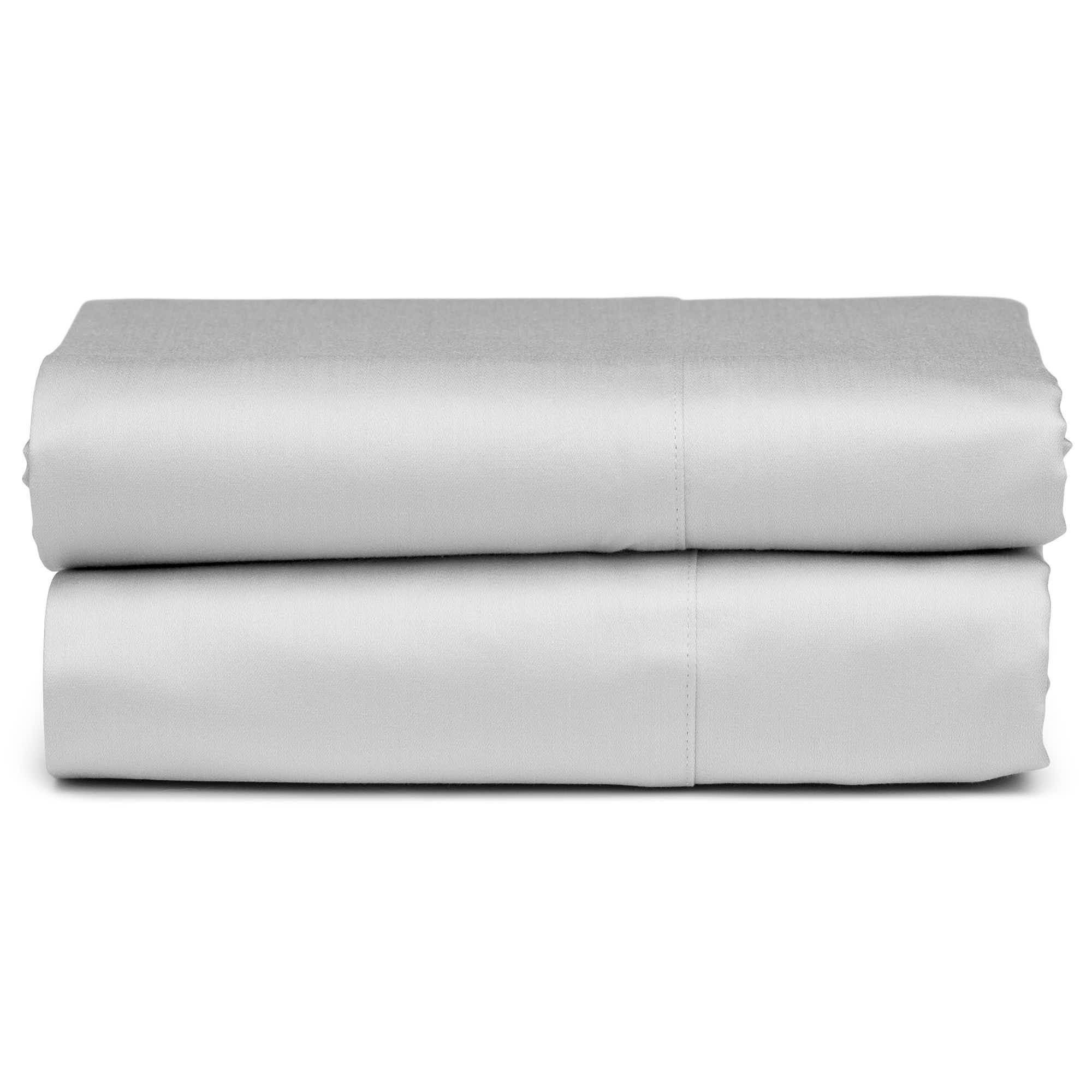 light-gray-luxury-organic-cotton-flat-sheet