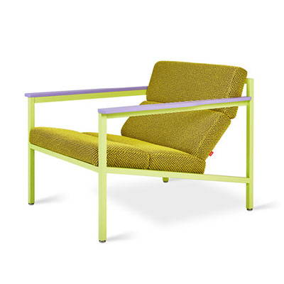 Modern Yellow Lounge Chairs
