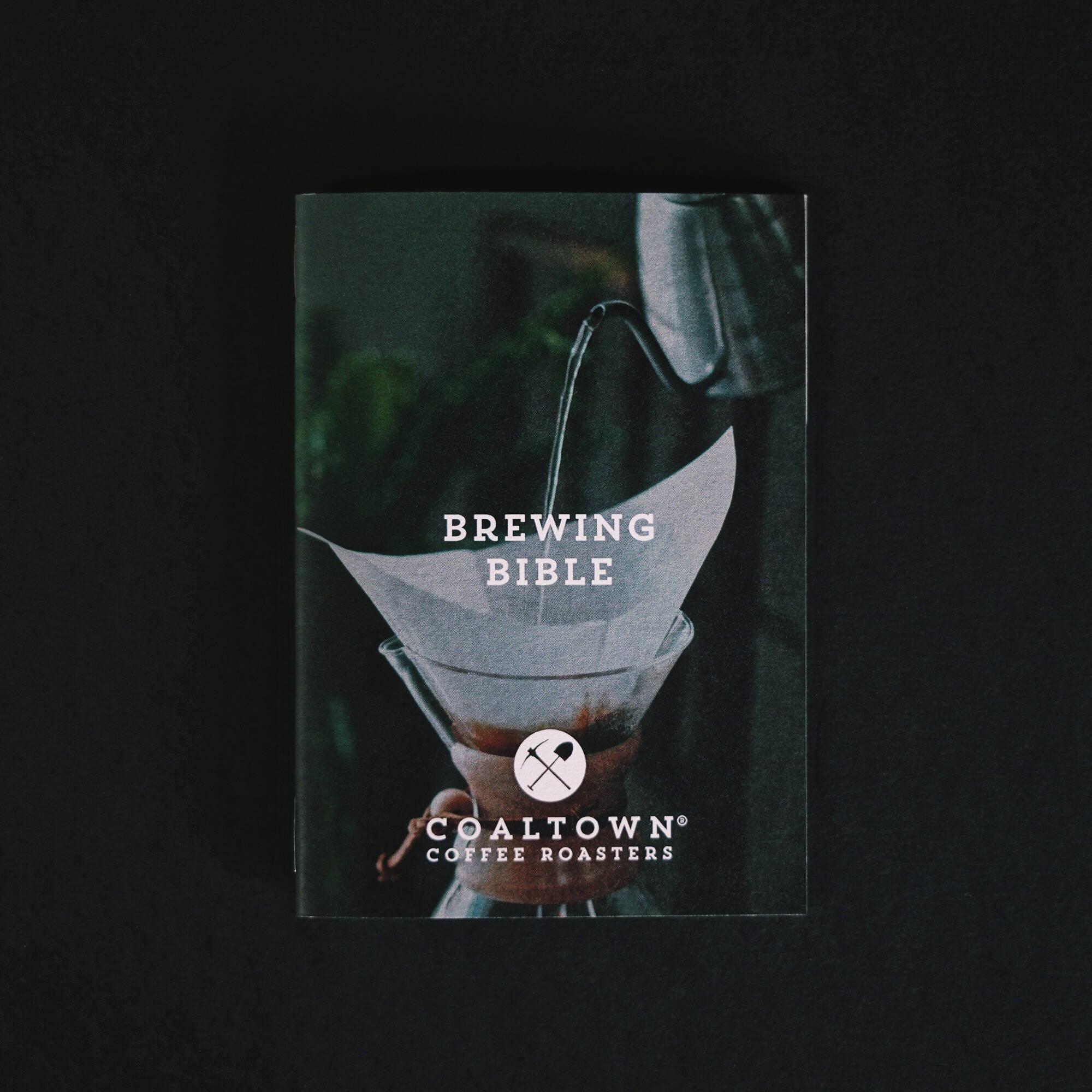 Coaltown Brewing Bible Guide