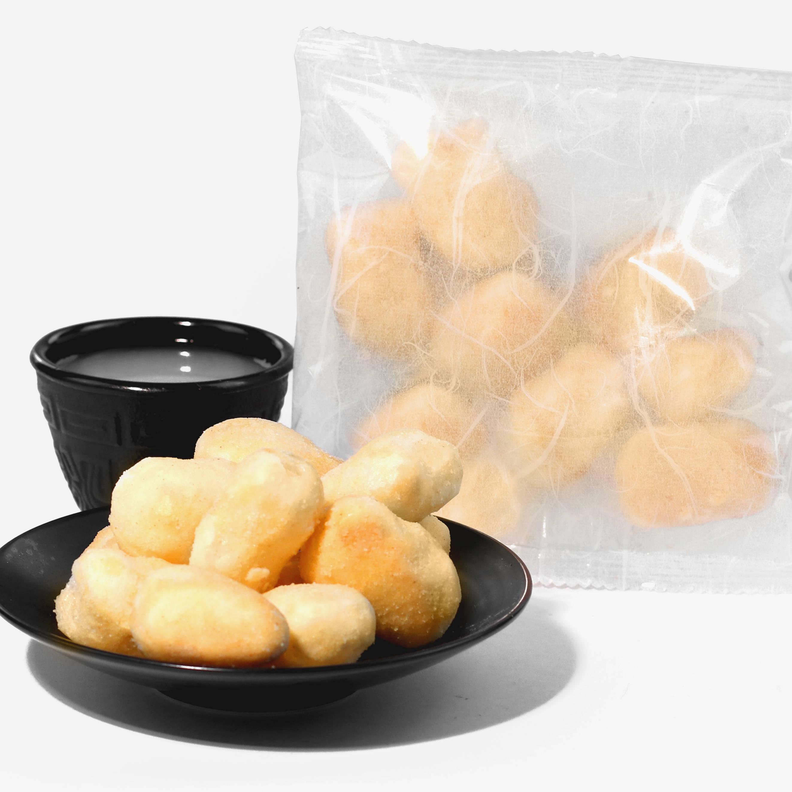 Funwari Meijin Mochi Puffs: Amazake