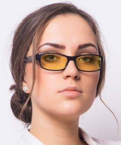 ZenSpex Night Yellow Tint model