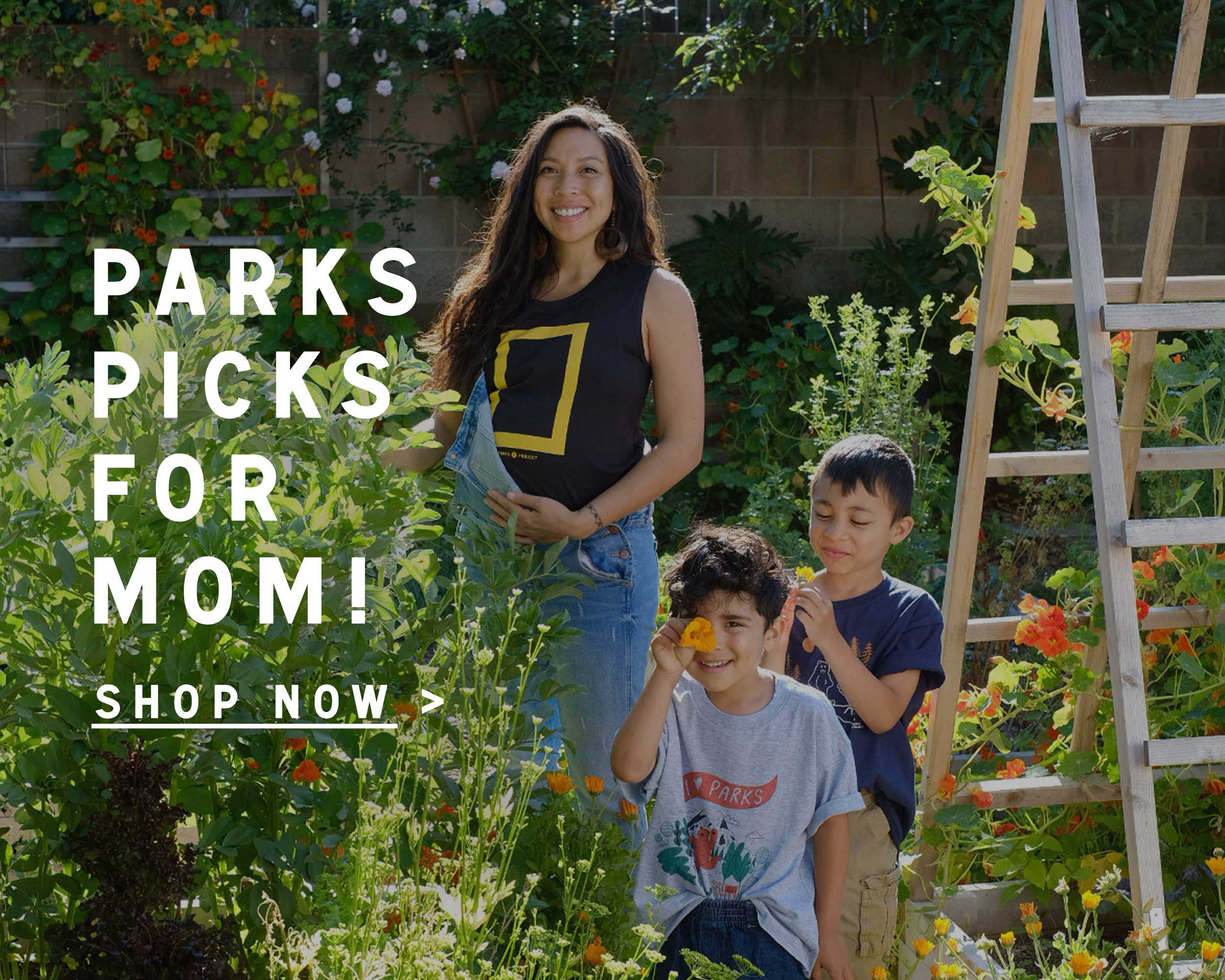 Parks Project | Mother's Day