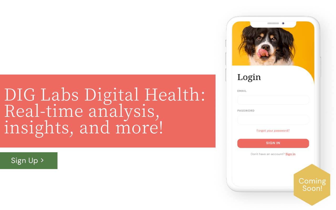 DIG Labs Digital Health App