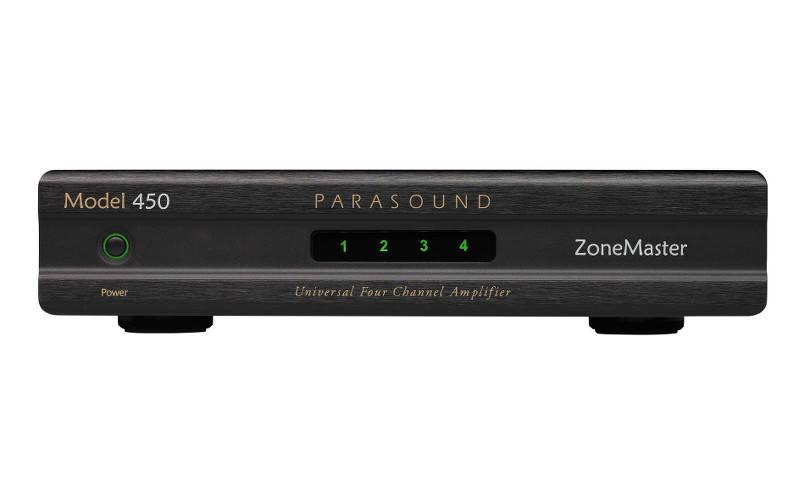 Parasound Zonemaster Z450